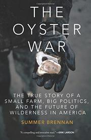 THE OYSTER WAR by Summer Brennan