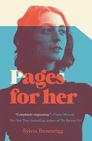 PAGES FOR HER by Sylvia Brownrigg