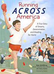 RUNNING ACROSS AMERICA by Dave McGillivray