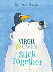 VIRGIL & OWEN STICK TOGETHER by Paulette Bogan
