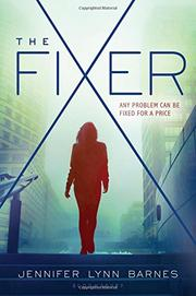 THE FIXER by Jennifer Lynn Barnes
