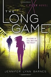 THE LONG GAME by Jennifer Lynn Barnes