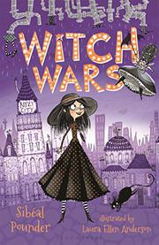 WITCH WARS by Sibéal Pounder