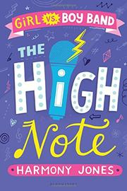 THE HIGH NOTE by Harmony Jones