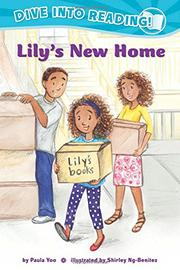 LILY'S NEW HOME by Paula Yoo