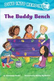 THE BUDDY BENCH by Gwendolyn Hooks