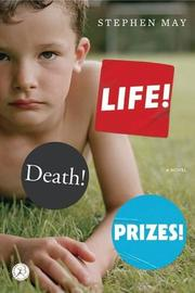Cover art for LIFE! DEATH! PRIZES!