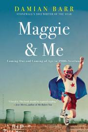 MAGGIE & ME by Damian Barr