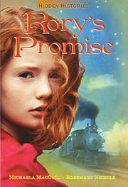 RORY'S PROMISE by Michaela MacColl