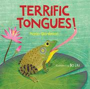 TERRIFIC TONGUES! by Maria Gianferrari