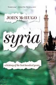 SYRIA by John McHugo