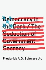 DEMOCRACY IN THE DARK by Frederick A.O. Schwarz, Jr.