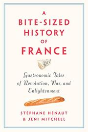 A BITE-SIZED HISTORY OF FRANCE by Stéphane Hénaut