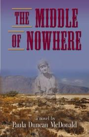 THE MIDDLE OF NOWHERE by Paula Duncan McDonald