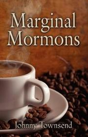 Book Cover for MARGINAL MORMONS