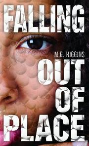 Cover art for FALLING OUT OF PLACE
