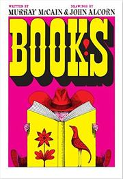 BOOKS! by Murray McCain
