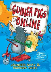 GUINEA PIGS ONLINE by Jennifer Gray