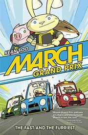 MARCH GRAND PRIX by Kean Soo