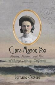 CLARA MASON FOX by Lorraine Passero
