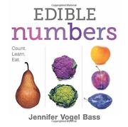 EDIBLE NUMBERS by Jennifer Vogel Bass