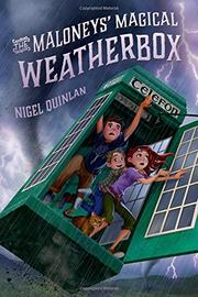 THE MALONEYS' MAGICAL WEATHERBOX by Nigel Quinlan