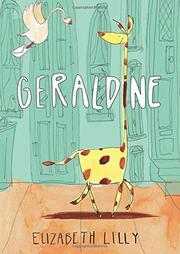 GERALDINE by Elizabeth Lilly