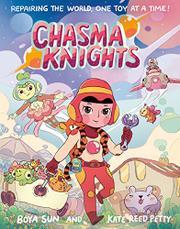 CHASMA KNIGHTS by Boya  Sun