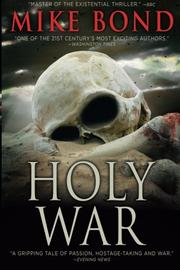 HOLY WAR by Mike Bond