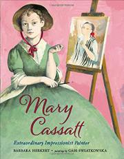 MARY CASSATT by Barbara Herkert