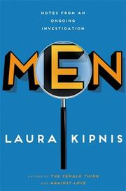 MEN by Laura Kipnis