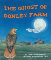 THE GHOST OF DONLEY FARM by Jaime Gardner Johnson