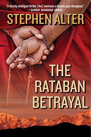 THE RATABAN BETRAYAL by Stephen Alter