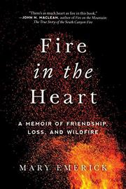 FIRE IN THE HEART by Mary  Emerick