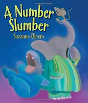 A NUMBER SLUMBER by Suzanne Bloom