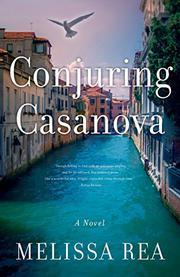 Conjuring Casanova by Melissa Rea