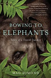 BOWING TO ELEPHANTS by Mag Dimond