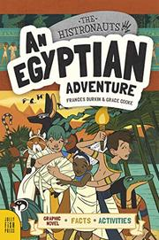 AN EGYPTIAN ADVENTURE by Frances Durkin