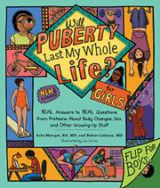WILL PUBERTY LAST MY WHOLE LIFE? by Julie Metzger