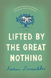 LIFTED BY THE GREAT NOTHING by Karim Dimechkie