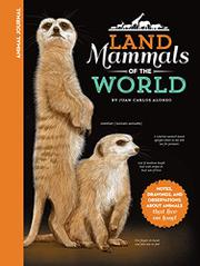 LAND MAMMALS OF THE WORLD by Juan Carlos Alonso