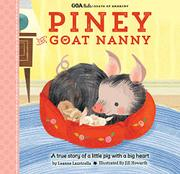 PINEY THE GOAT NANNY by Leanne  Lauricella