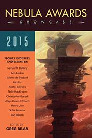 NEBULA AWARDS SHOWCASE 2015 by Greg Bear