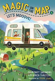 LET'S MOOOVE! by Courtney Sheinmel