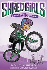 LINDSAY'S JOYRIDE by Molly Hurford