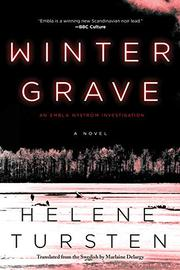 WINTER GRAVE  by Helene Tursten