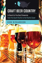 CRAFT BEER COUNTRY by Kirk  Richardson