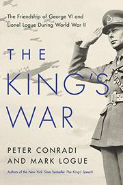 THE KING'S WAR by Peter Conradi
