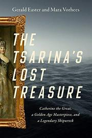 THE TSARINA'S LOST TREASURE by Gerald Easter