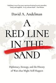 A RED LINE IN THE SAND by David A. Andelman